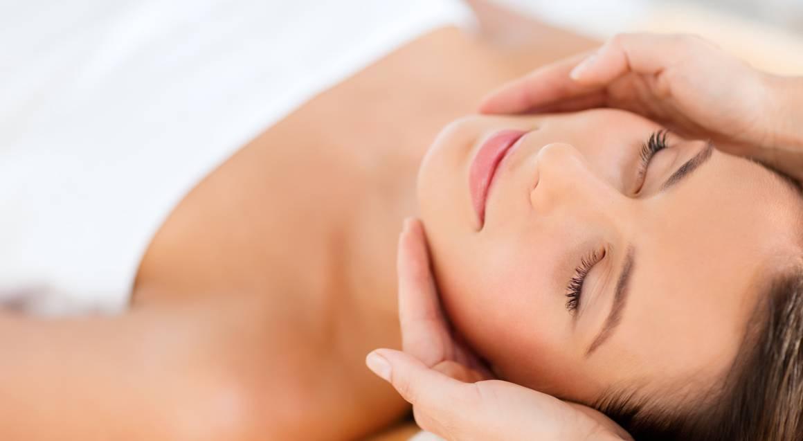 face massage spa