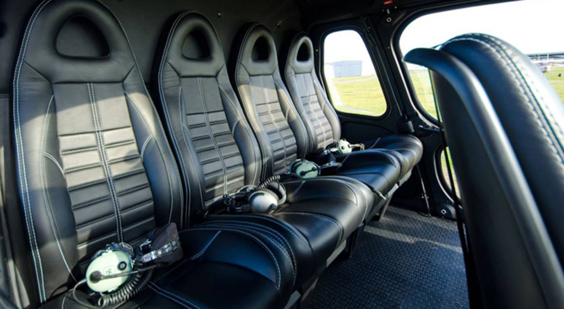 VIP Private Helicopter Charter Flight Over Gold Coast