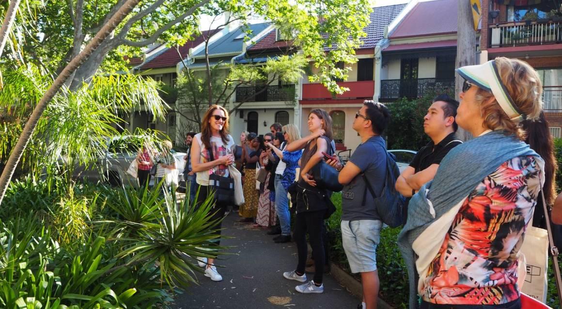 Darlinghurst and Surry Hills Walking Tour