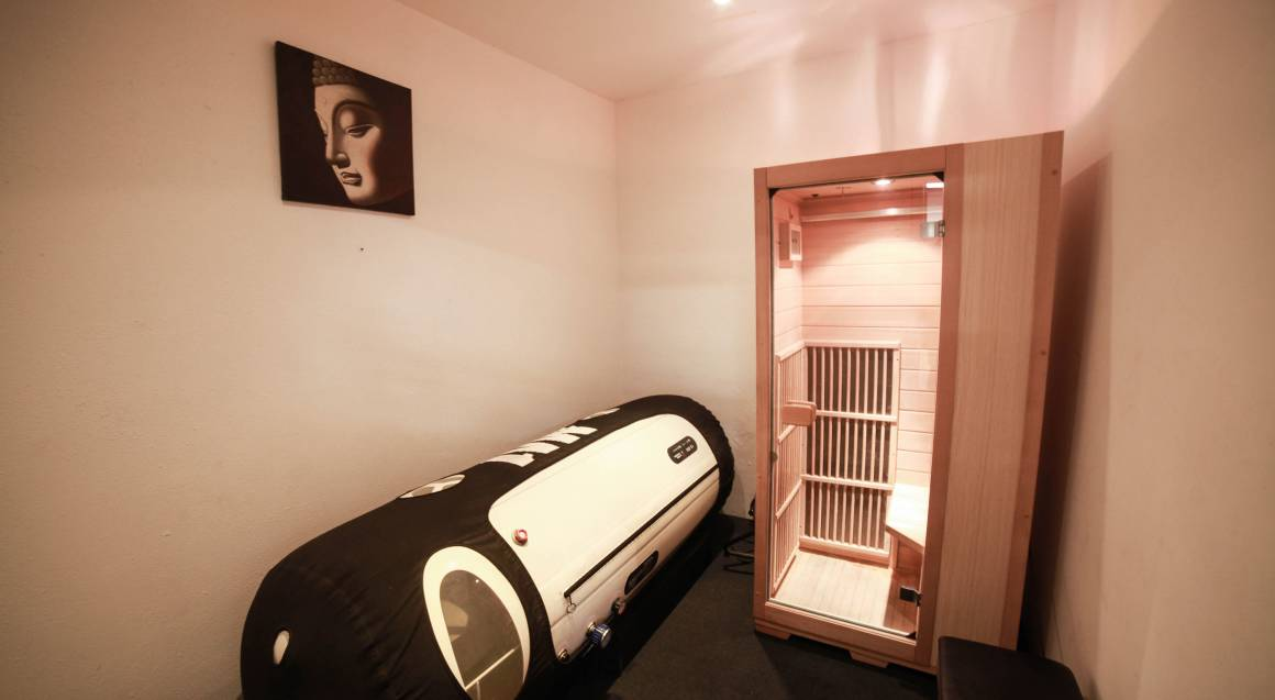 Infrared Sauna Session - 45 Minutes