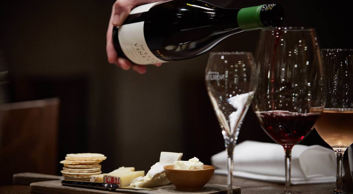 Wine and Cheese Tasting with 3 Course Italian Lunch - For 2