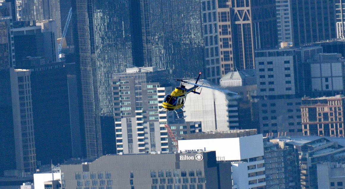 Helicopter Flight Over Melbourne - 20 Minutes