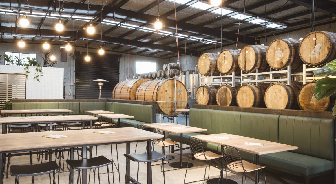 Brewery Tour with Tasting Paddle and Takeaway Pack