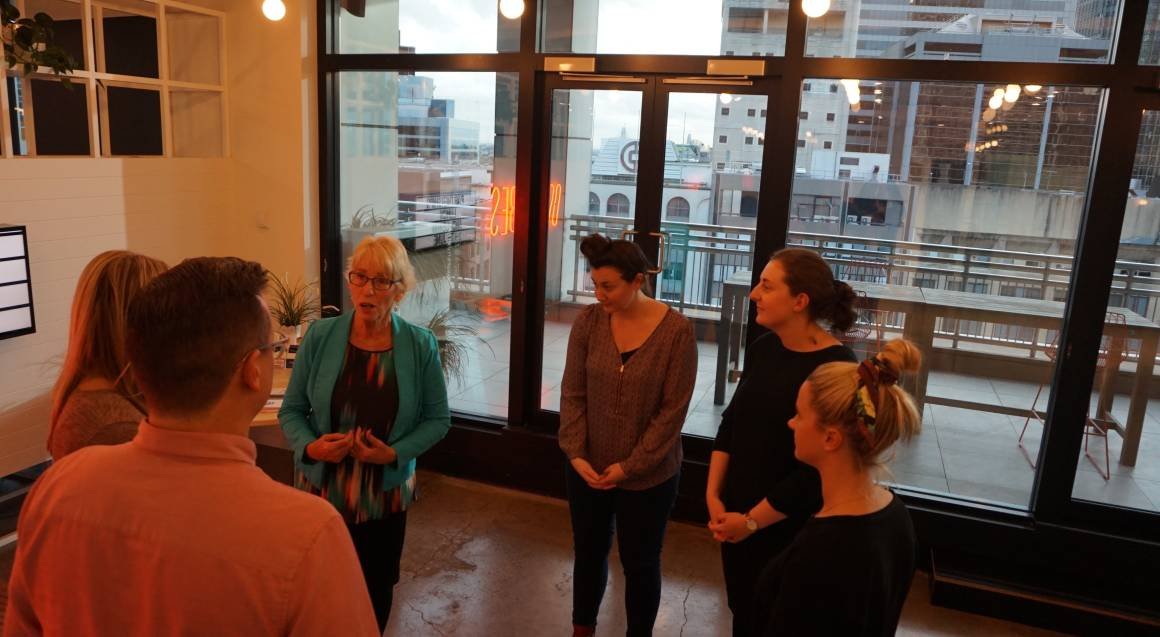 Lunchtime Finding Calm Workshop - For up to 20 People