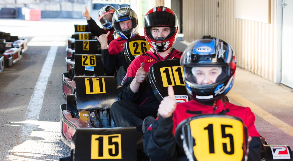 Drive Karting Challenge - 45 Minutes - For 2
