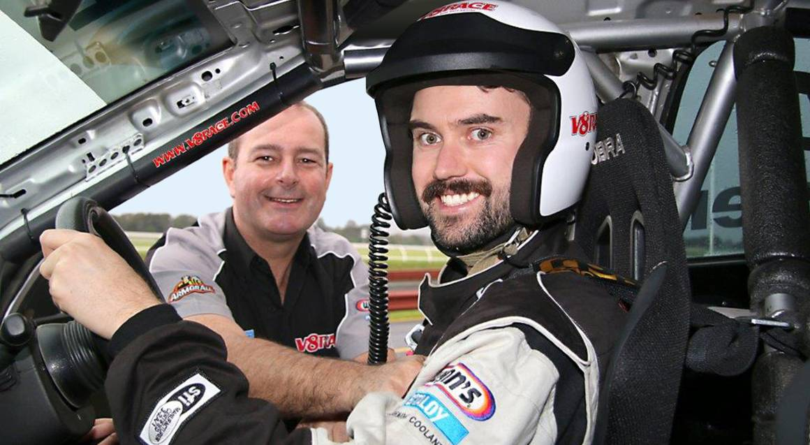 V8 Drive and Back Seat Hot Laps Combo - 9 Laps – Adelaide