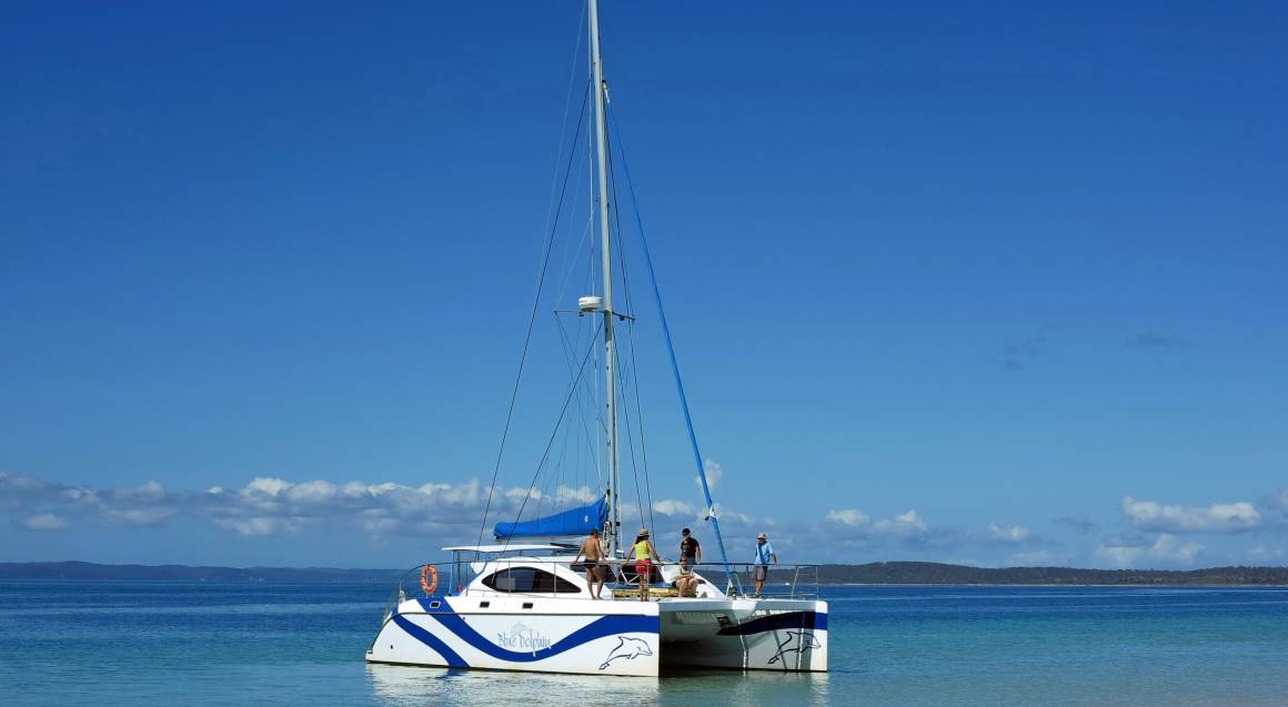 Fraser Island Eco Sailing Adventure