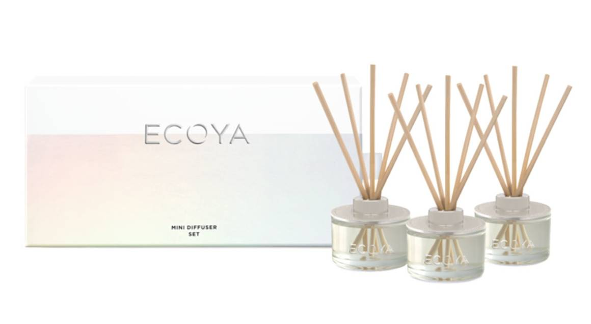 Ecoya Mini Diffuser Gift Set