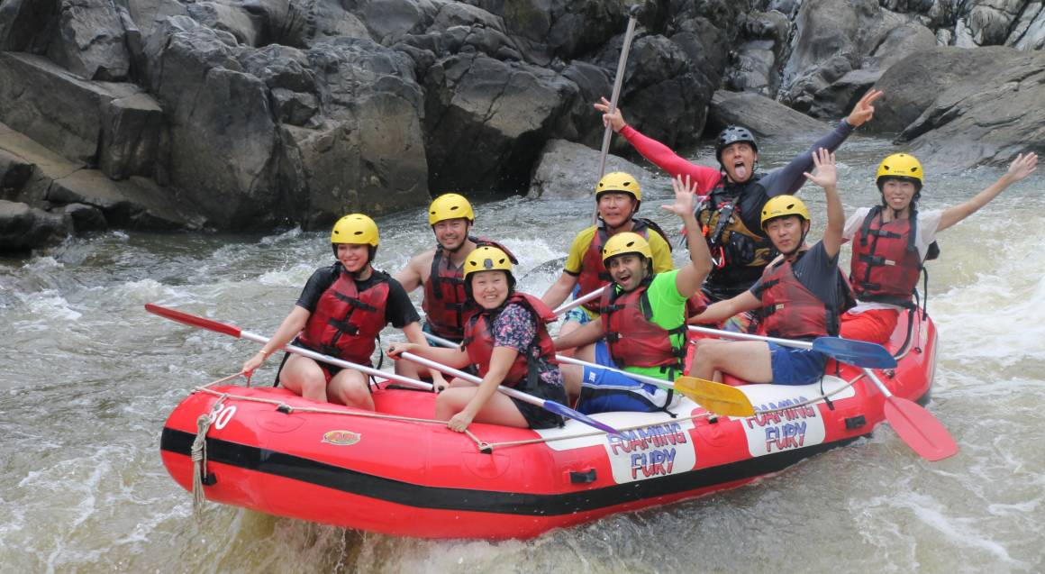 White Water Rafting at Barron Gorge - Half Day