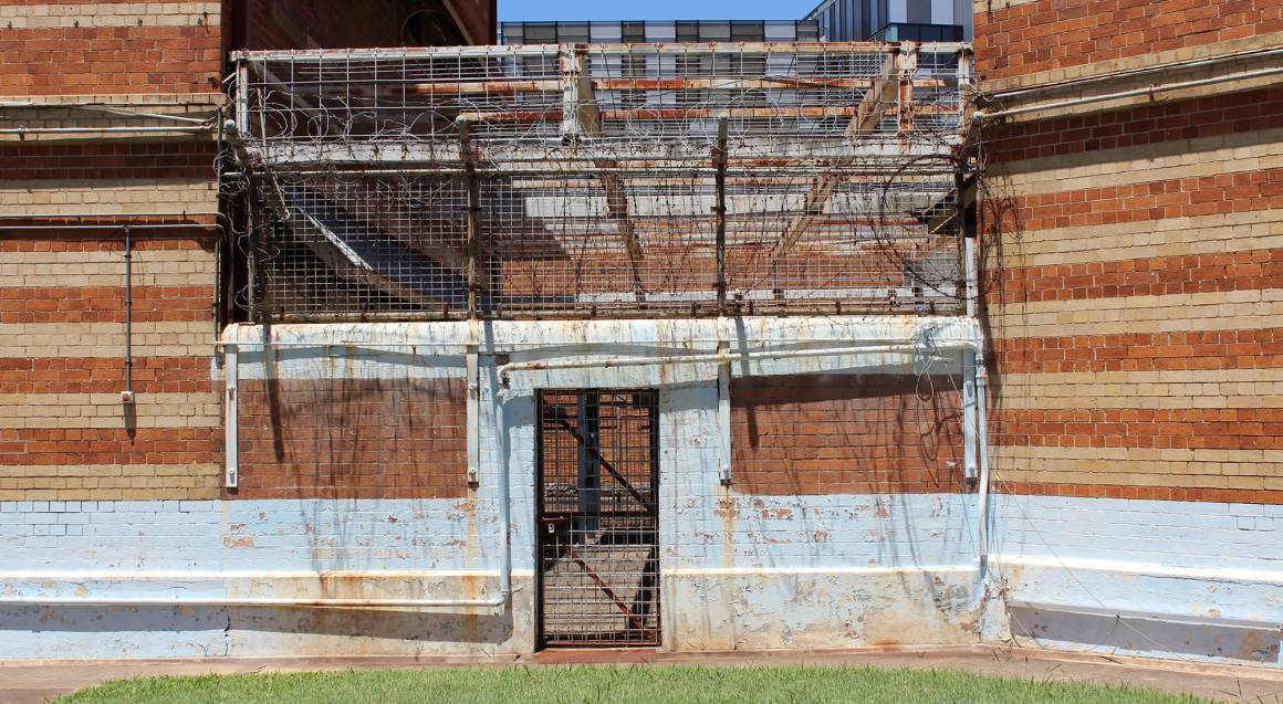Boggo Road Gaol Prison Escapes Tour
