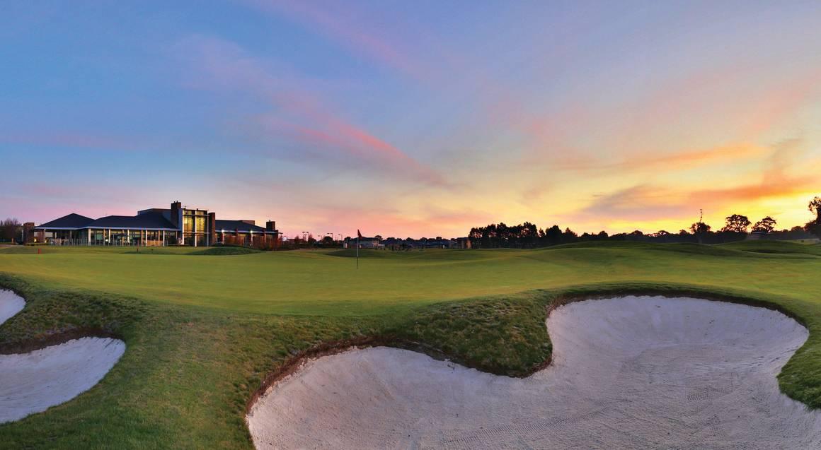 Premium Golf Experience at Sandhurst Club - For 2