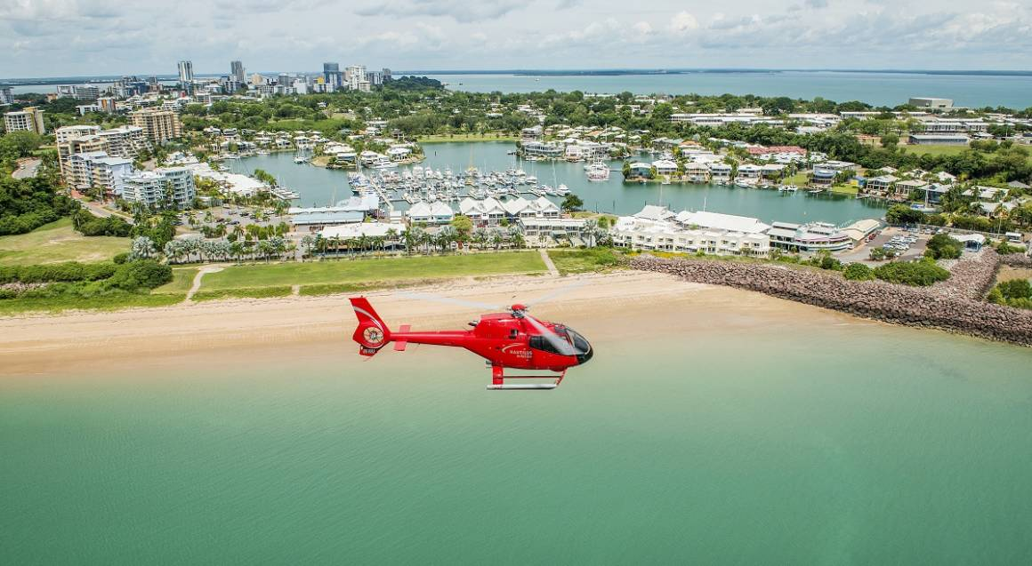 Scenic Darwin Helicopter Flight - 10 Minutes