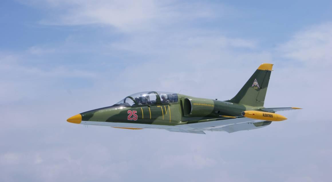Top Gun Jet Fighter Flight - Wangaratta - 15 Minutes
