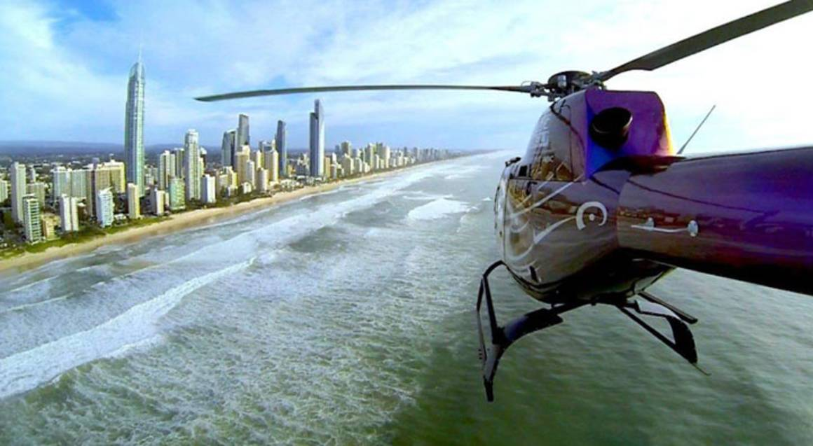 Helicopter Scenic Joy Flight Gold Coast - 10 Minutes