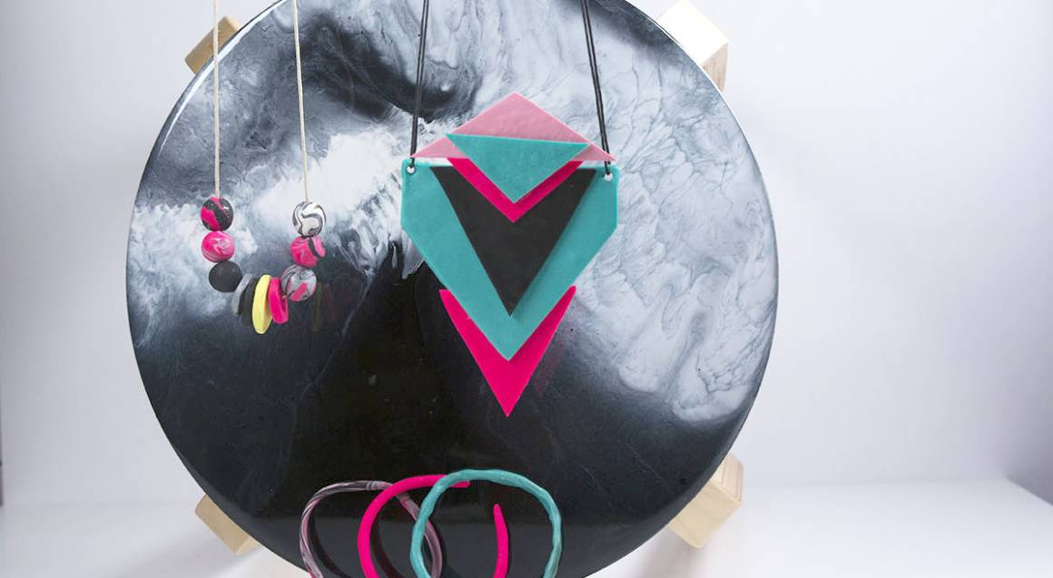 Polymer Clay Jewellery Workshop - Melbourne, VIC
