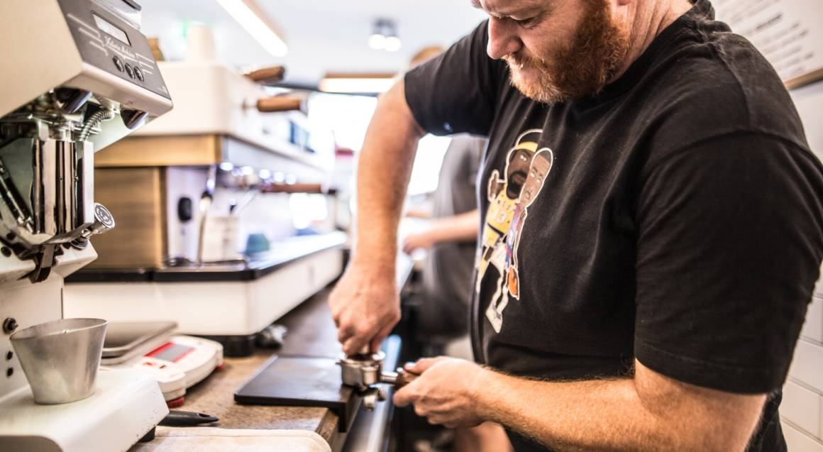 3 Hour Latte Art Coffee Course
