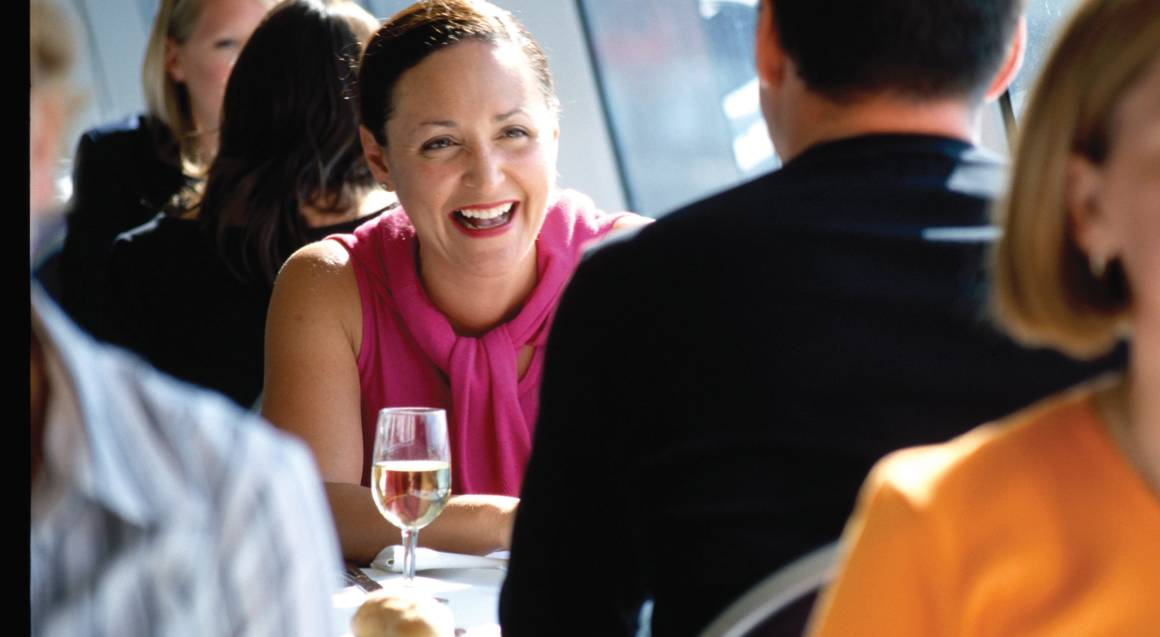 Sydney Harbour Cruise with 3 Course Lunch - Child