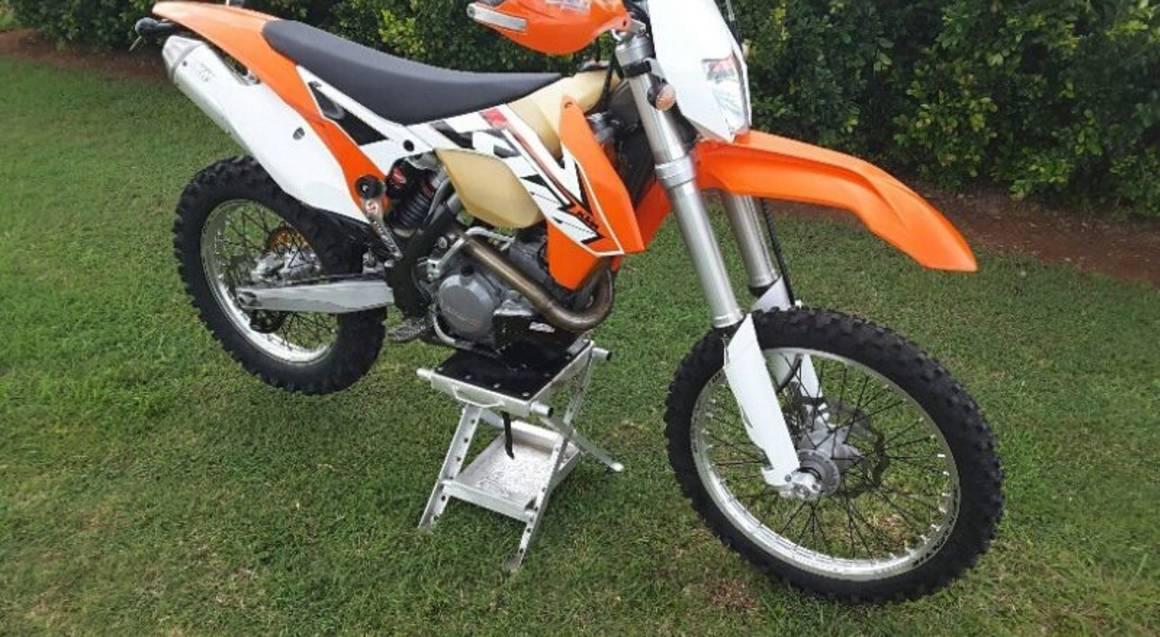 Dirt Bike Rental Package at QLD MOTO Park - Full Day