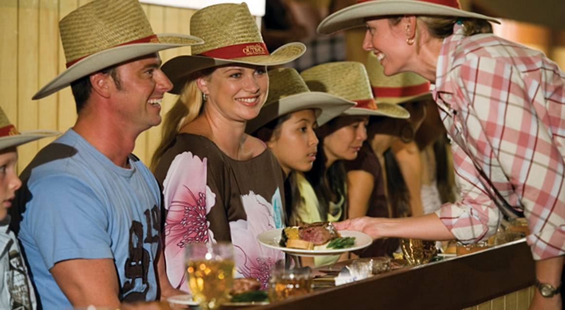 Australian Outback Spectacular - Saturday - Adult