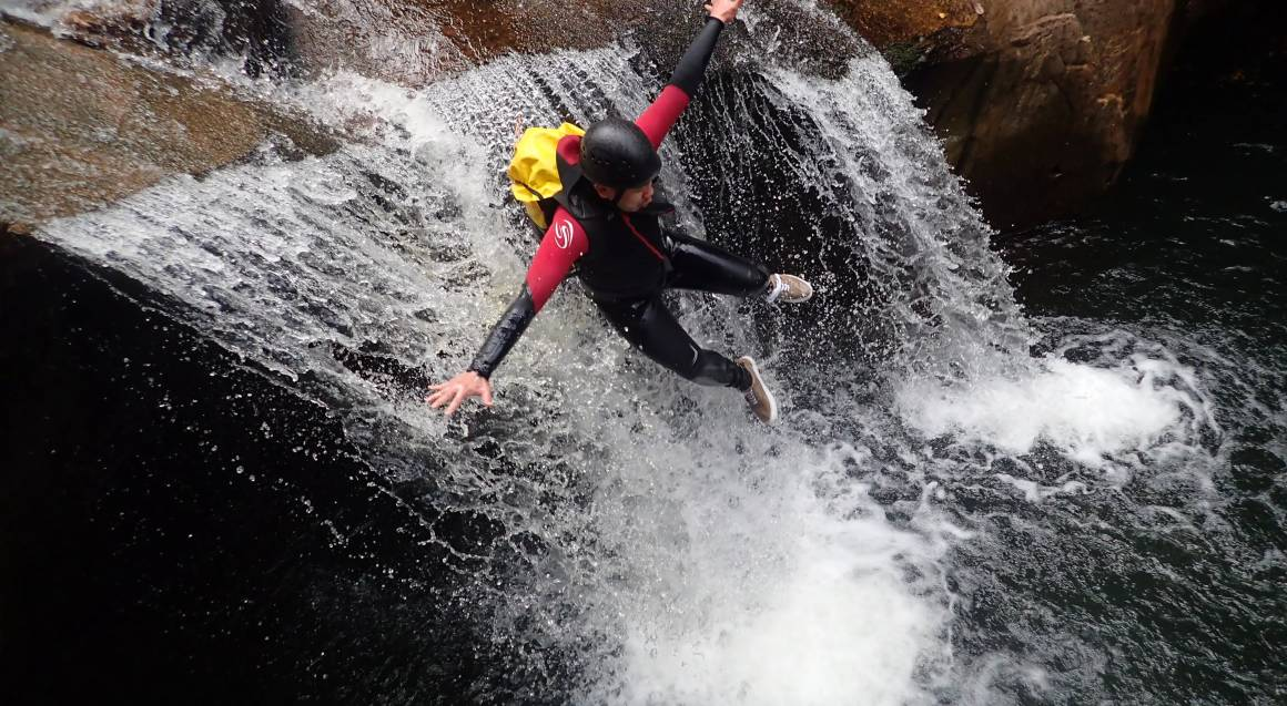 Private Rainforest Canyoning - For 2