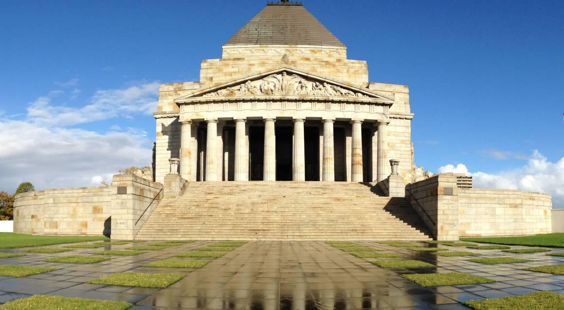 Shrine of Remembrance Tour - 75 Minutes