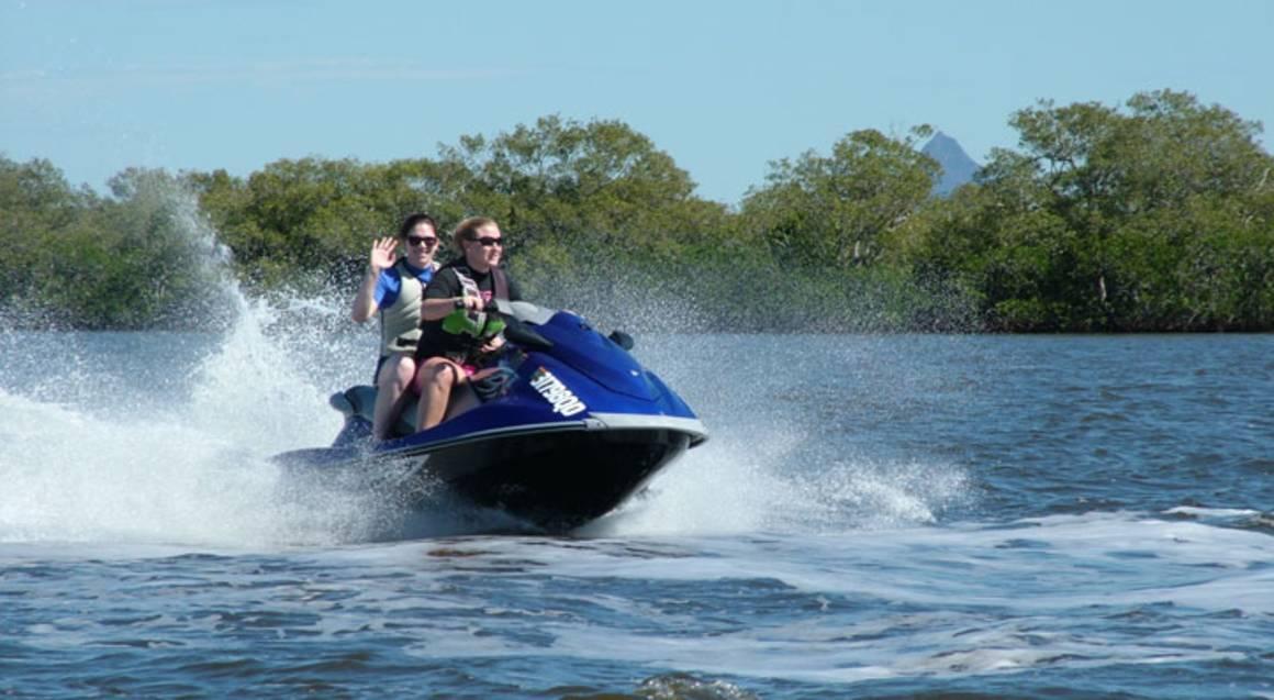 Jet Ski Safari - 90 Minutes - For 2