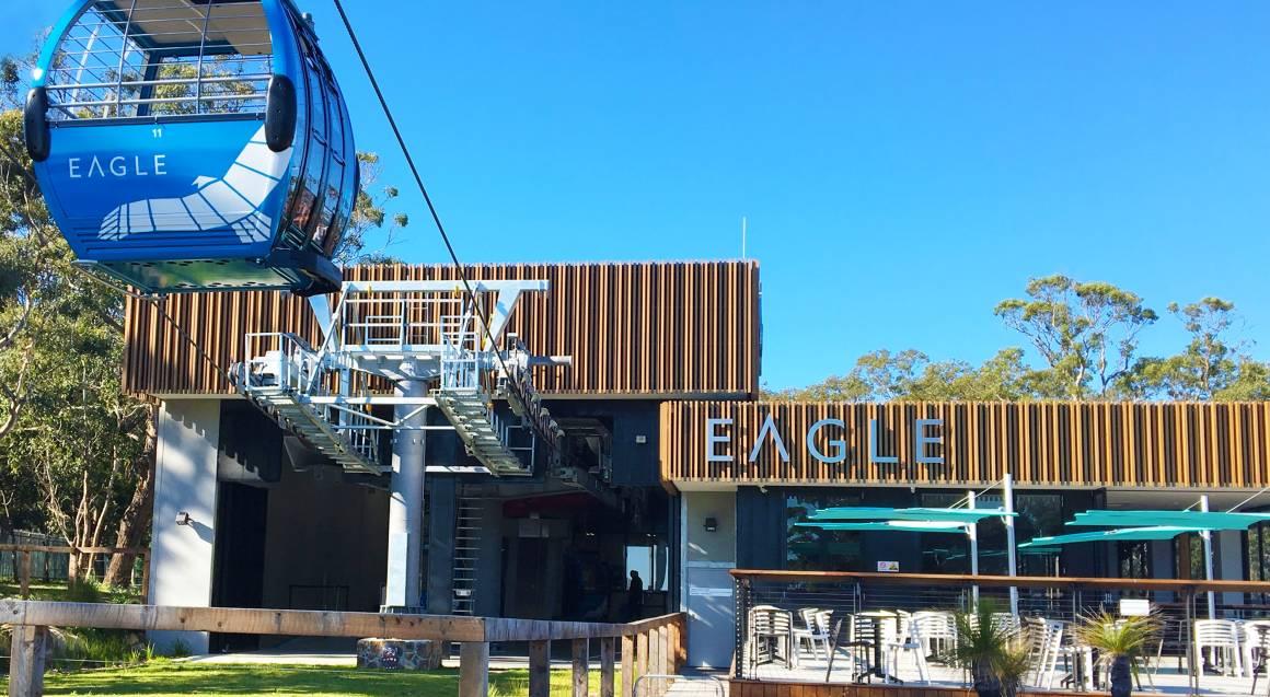 Cable Car Ride over the Mornington Peninsula