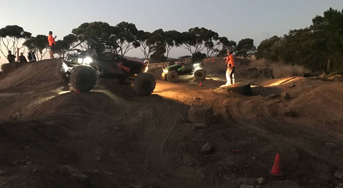 4WD at Night Driving Experience