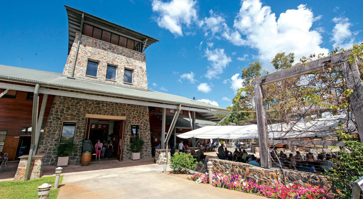 Winery Tour and Tasting with Italian Lunch - For 2