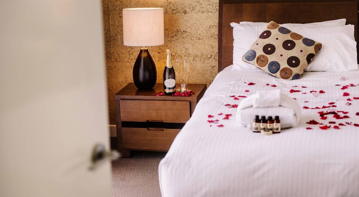 balgownie estate yarra valley privilege spa suite bedroom
