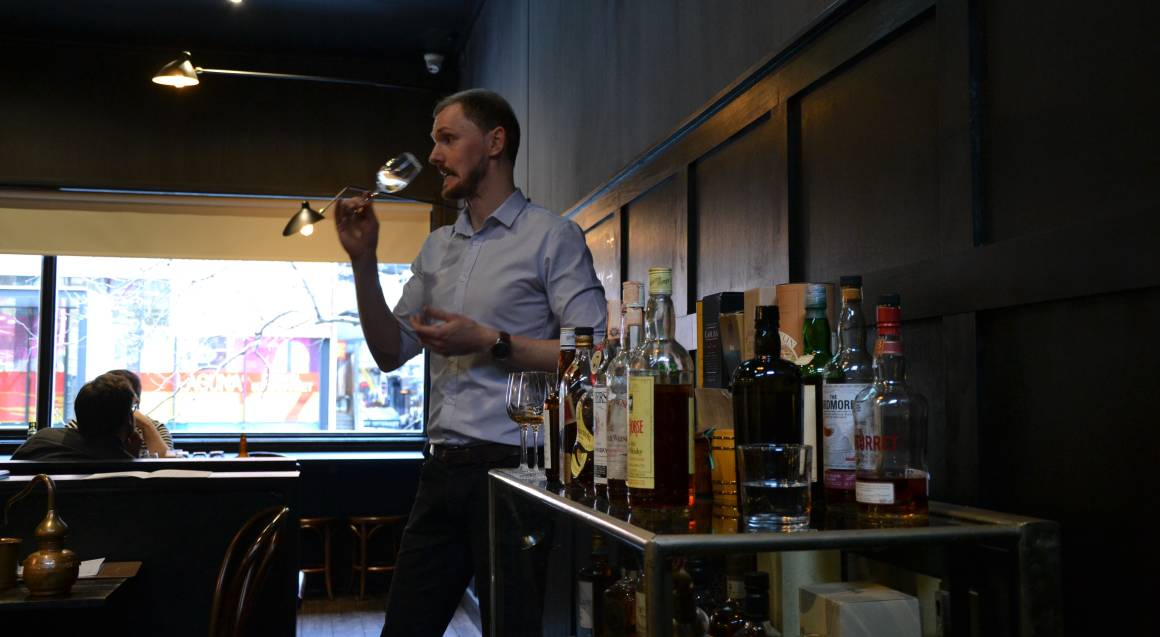 The Story of Whisky: From Old World to New