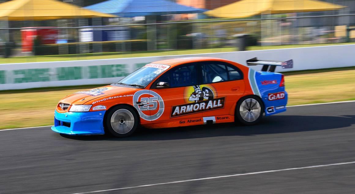 V8 Race Car Driving Experience - 6 Laps - Melbourne - VIC