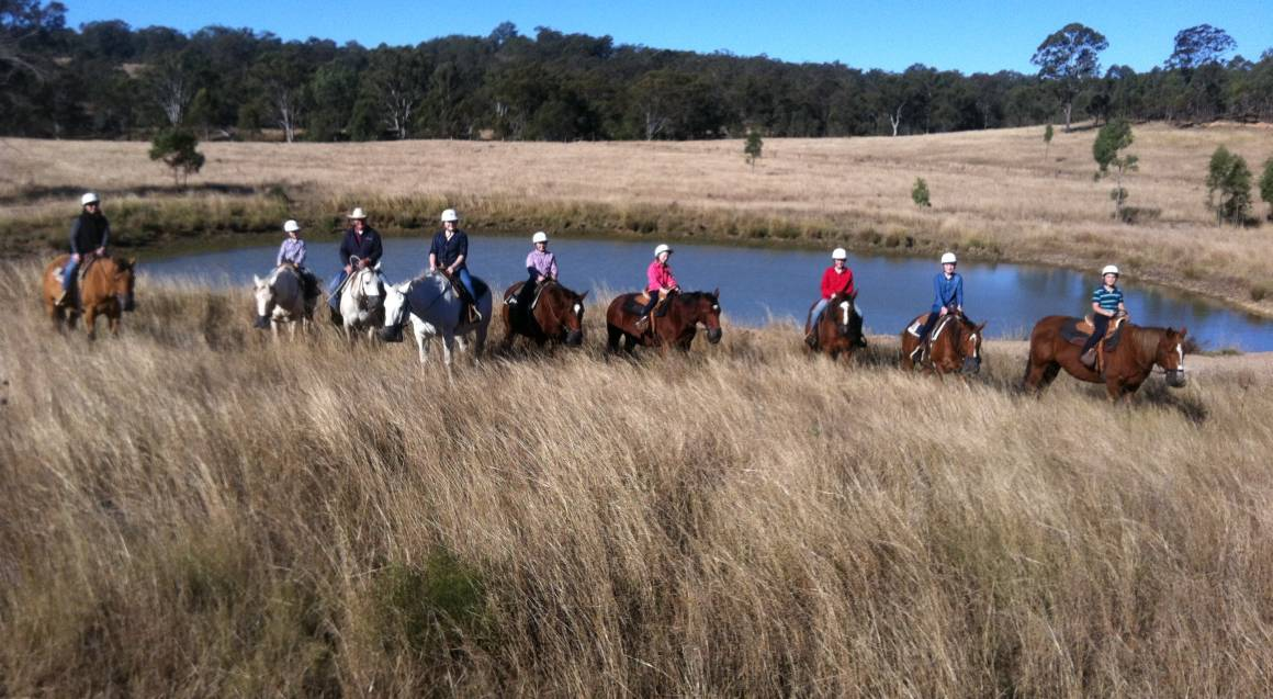 Outback Horse Trek - 2 Hours