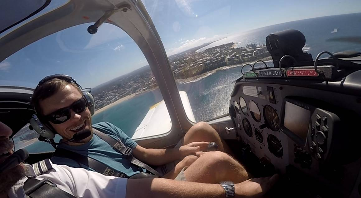 Hands On Flying Lesson - 40 Minutes