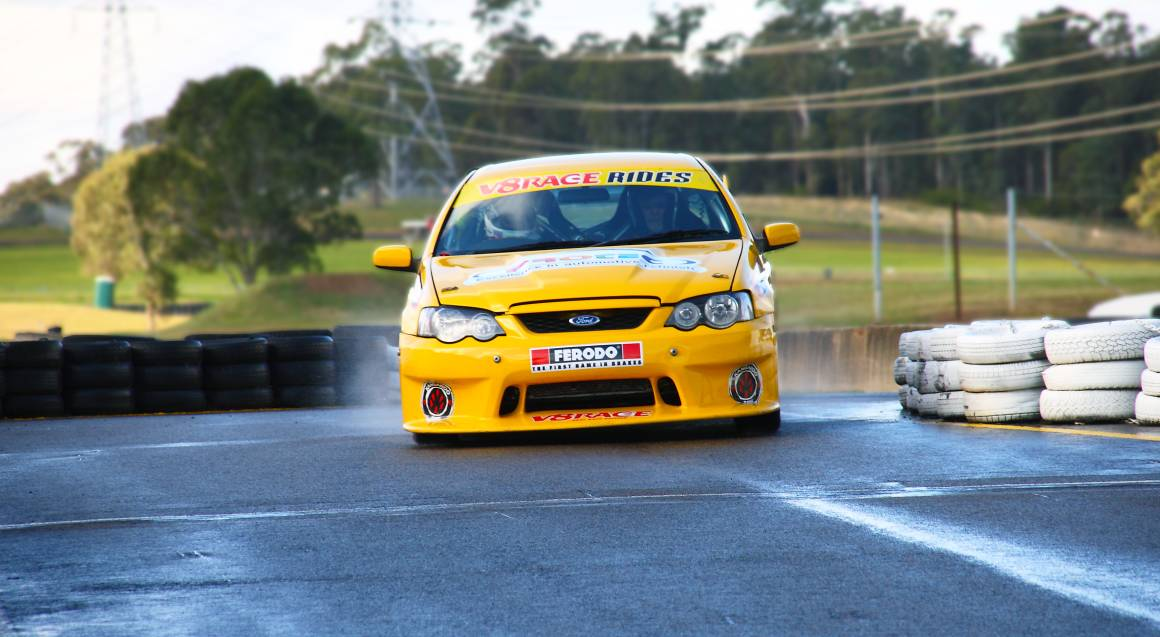 V8 Race Car Driving - 6 Laps - Calder Park VIC