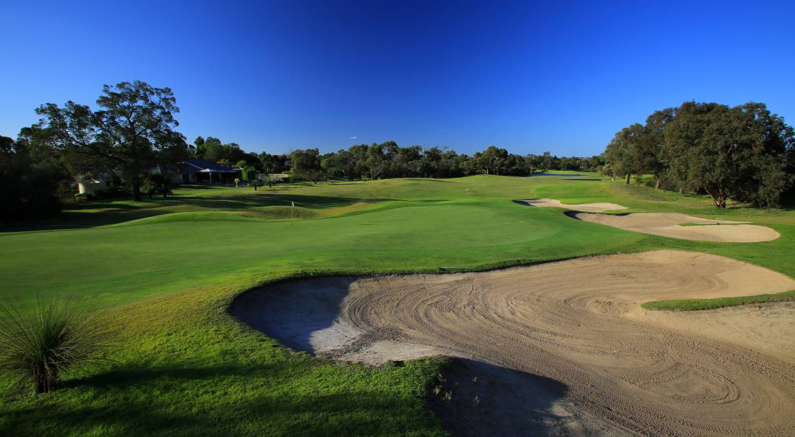 Golf Round of 18 Holes and Golf Cart Hire - For 2