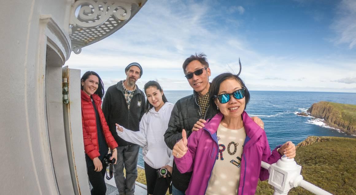 Bruny Island Lighthouse Walking Tour
