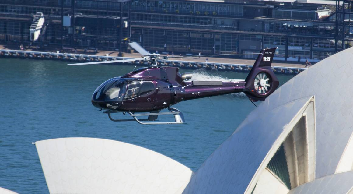 Sydney Harbour and Beaches Helicopter Flight - 30 Minutes