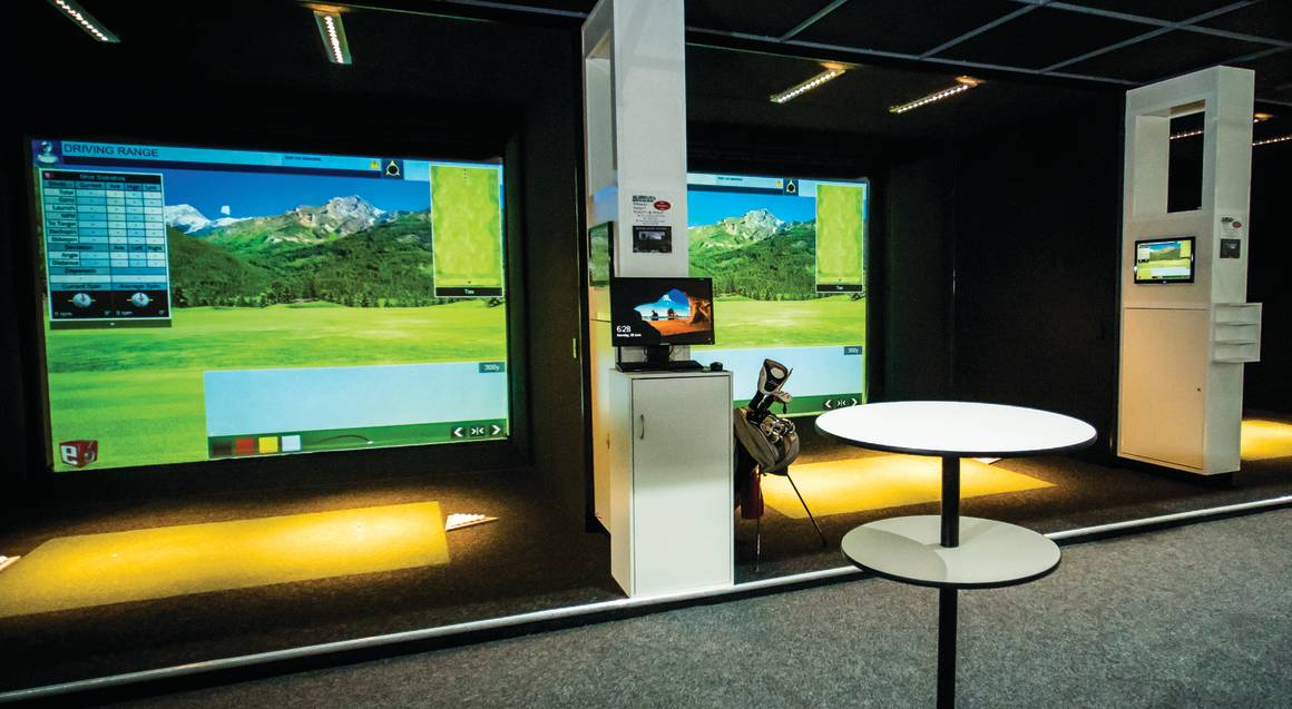 Realistic Golf Simulator - Preston - 3 Hours