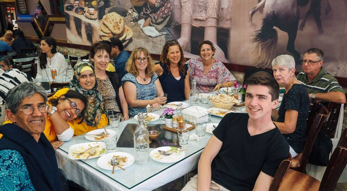 Taste of Afghanistan to Persia Food Tour
