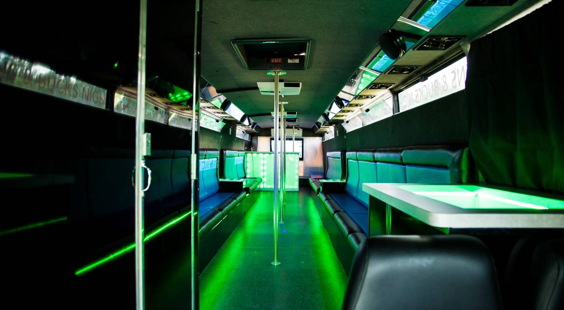 5 Hour Limo Party Bus Hire