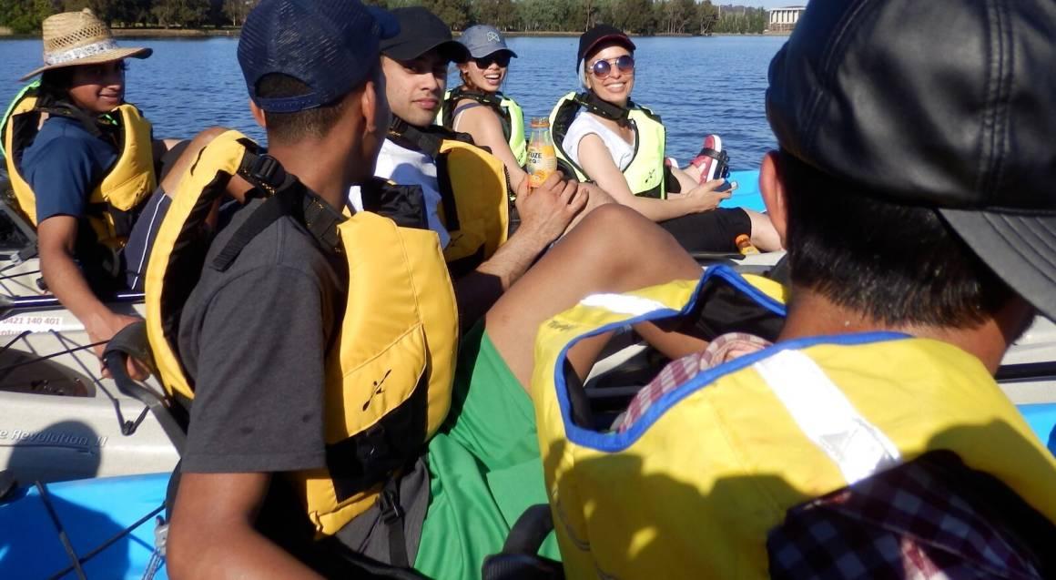 Pedal Kayak Island Hopping Tour - 90 Minutes