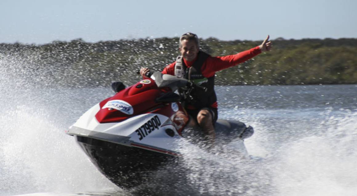 Bribie Island Jet Ski Blast - 60 Minutes