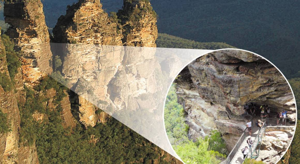 Blue Mountains Explorer Bus Pass and Scenic World Combo
