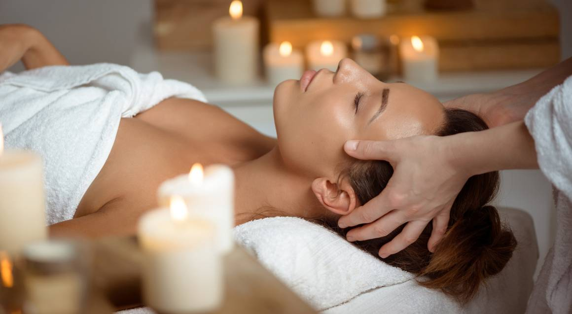 Day Spa Relaxation Massage - 60 Minutes