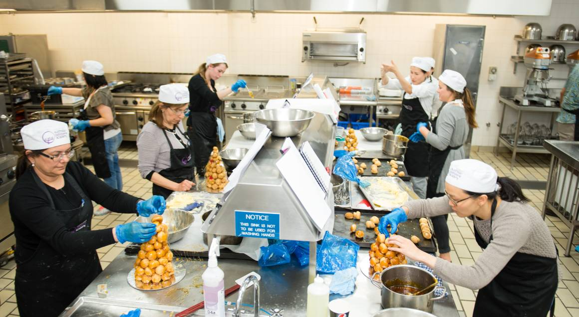 Patisserie Passion - Choose Your Own Cooking Class
