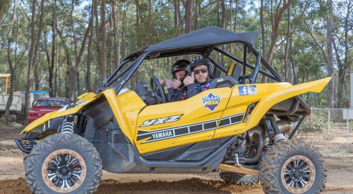YXZ Buggy Driving - 3 Hot Laps - Adelaide