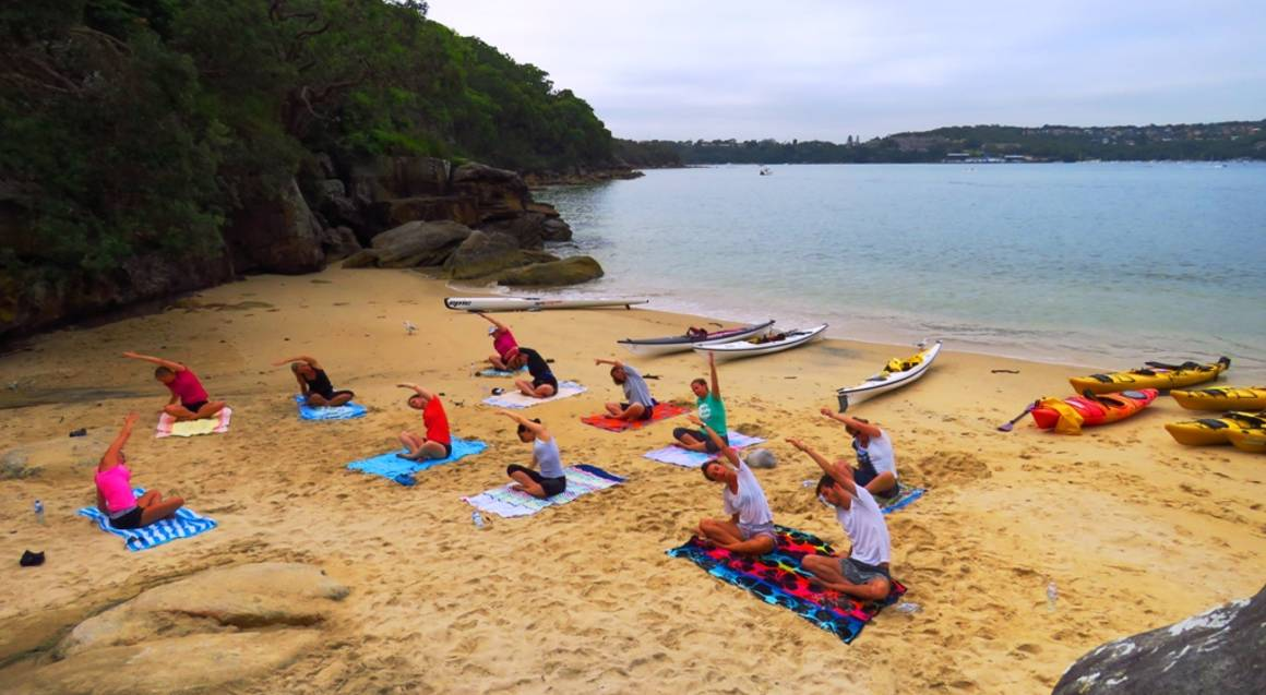 Mini Wellness Team Bonding Retreat - Kayaking and Yoga