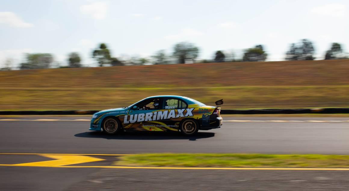 V8 Race Car Driving 4 Laps - Sydney - NSW