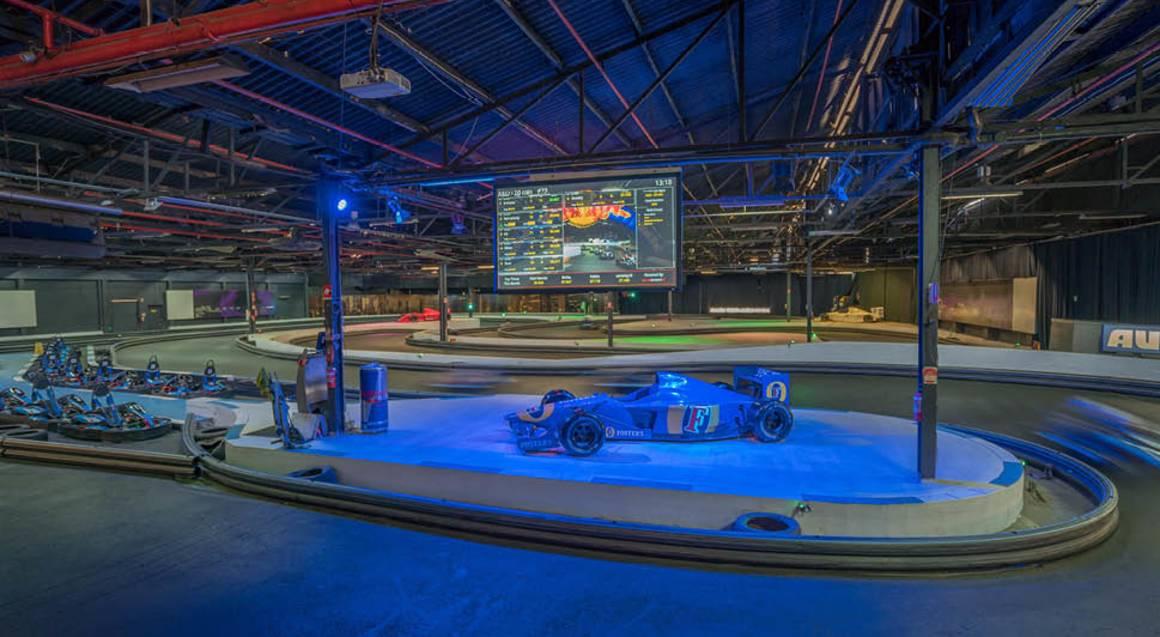 Karting Racing Session - 30 Laps - Adult